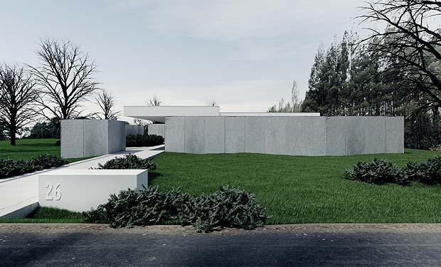 design single storey family house